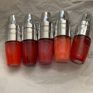 Lancôme Juicy Shakers set of 5 new